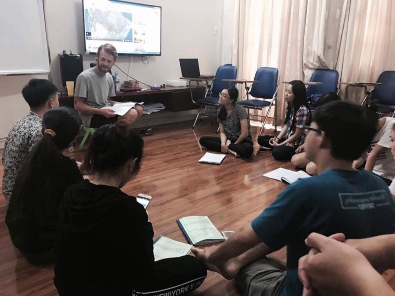 Trung tâm ngoại ngữ Joy English