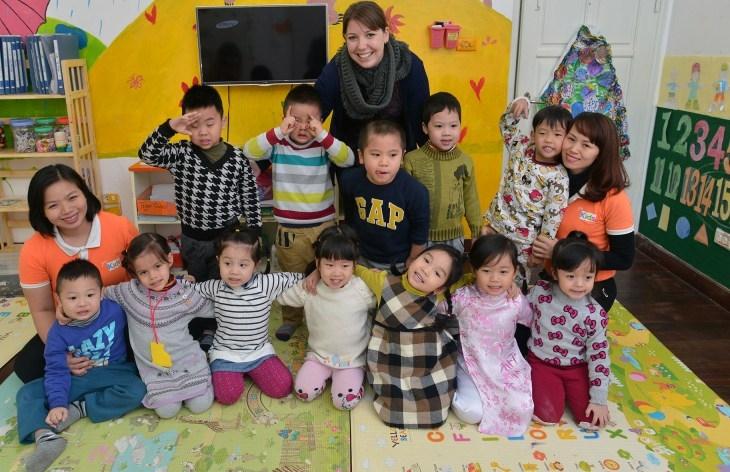 Trung tâm Ngoại ngữ Just Kids