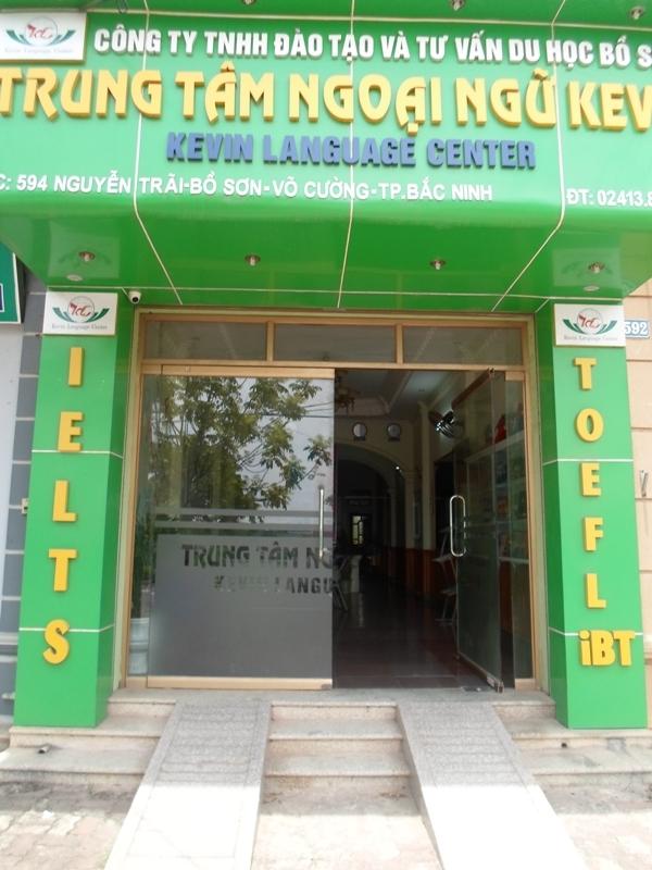 Trung tâm ngoại ngữ Kenvin