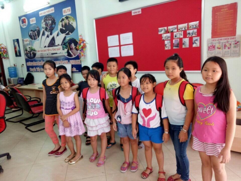 Trung tâm Ngoại ngữ Liên Việt Úc