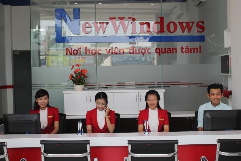 Trung tâm Ngoại Ngữ New Window