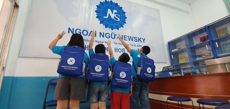 Trung tâm Ngoại ngữ Newsky