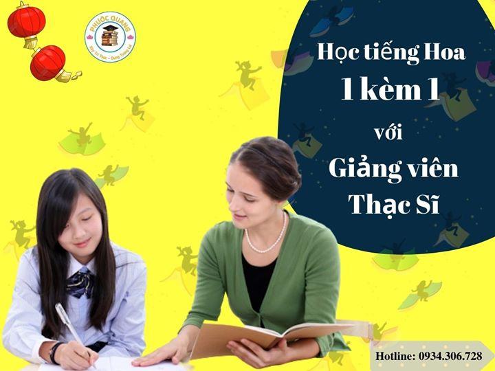 Trung tâm ngoại ngữ Phước Quang