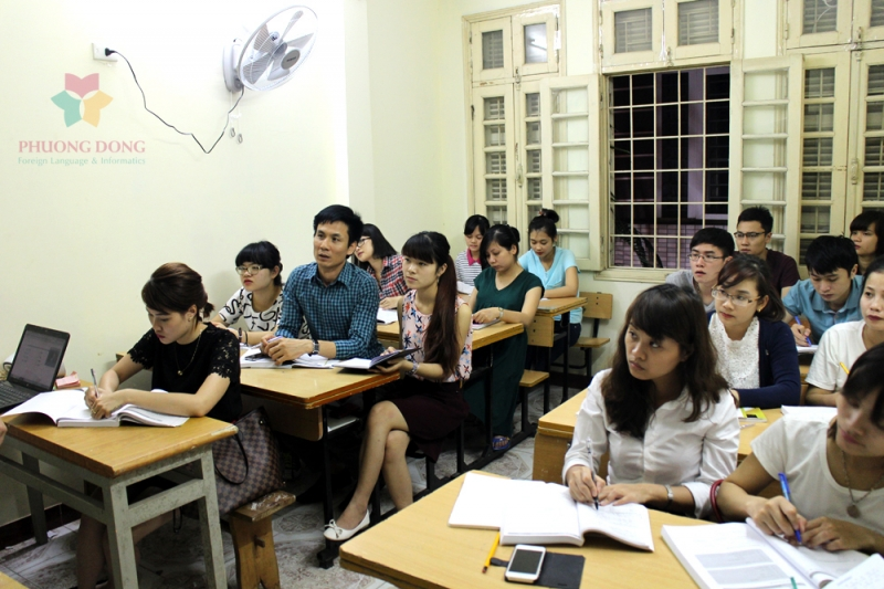 Trung tâm ngoại ngữ Phương Đông