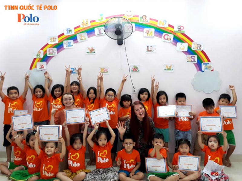 Trung tâm ngoại ngữ quốc tế Polo được thành lập nhằm mang đến cho học viên môi trường học tập hiện đại, thân thiện, quan tâm, chia sẻ là cầu nối đến thành công trong tương lai.