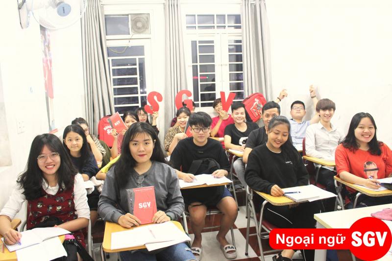 Ngoại ngữ Sài Gòn Vina