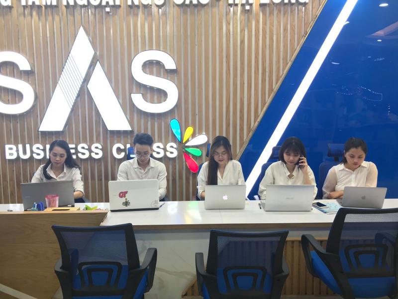 Trung tâm ngoại ngữ SAS - Hạ Long