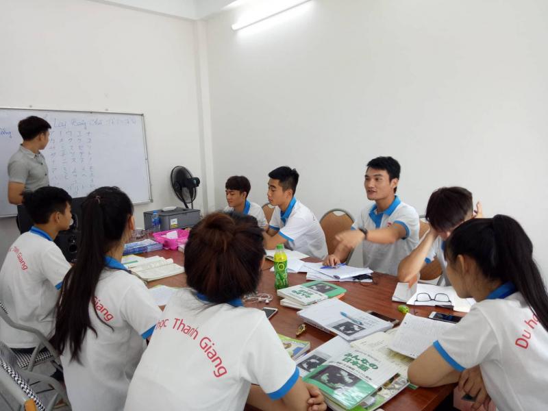 Trung tâm Ngoại ngữ Thanh Giang