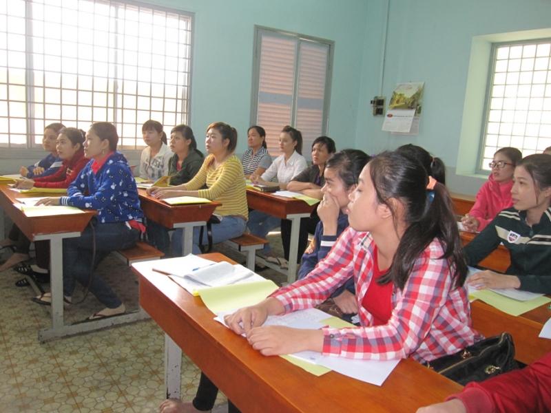Trung tâm Ngoại ngữ Thành Việt