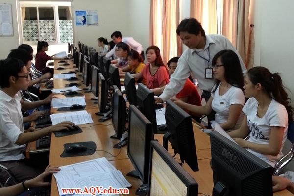 Sự nhiệt tình của các giảng viên trong giờ học