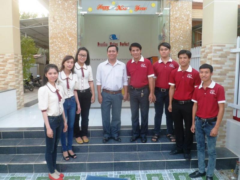 Trung tâm ngoại ngữ - tin học Anh Việt