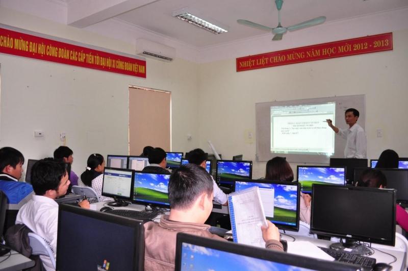 Trung tâm Ngoại Ngữ Tin học Bắc Ninh (hình ảnh mang tính chất minh họa)