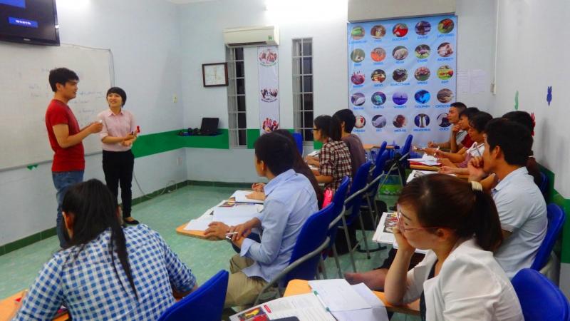 .Trung tâm ngoại ngữ -  tin học ITL