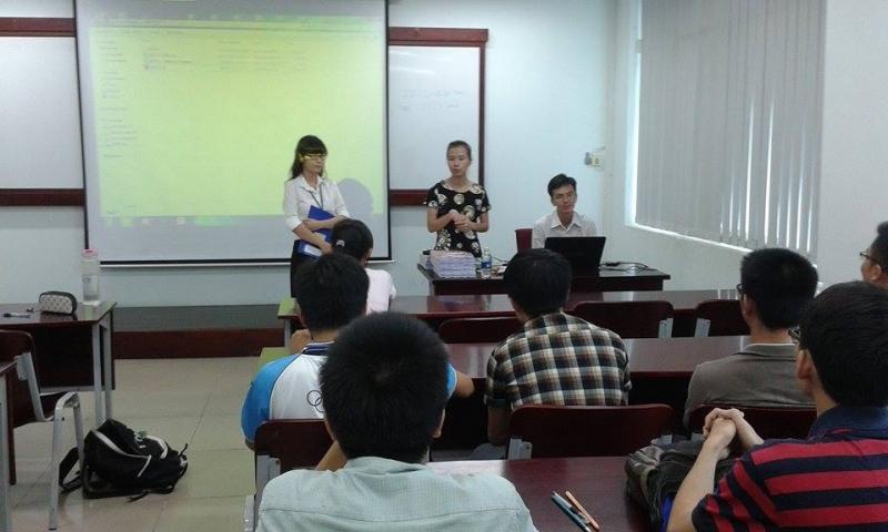 Trung tâm Ngoại ngữ - Tin học Tâm Thành