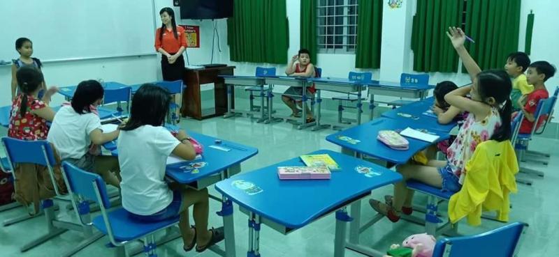 Trung tâm ngoại ngữ -tin học Thanh thiếu niên tỉnh Đồng Tháp