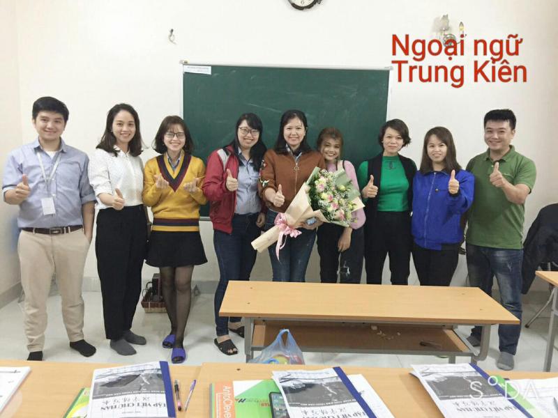 Trung tâm Ngoại ngữ Trung Kiên