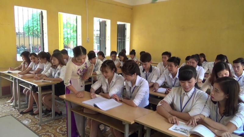 Trung tâm Ngoại ngữ trường Cao đẳng sư phạm Yên Bái