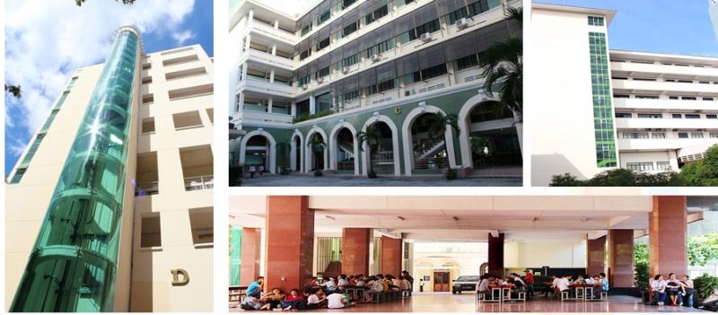 Trung tâm ngoại ngữ trường Đại học KHXHNV