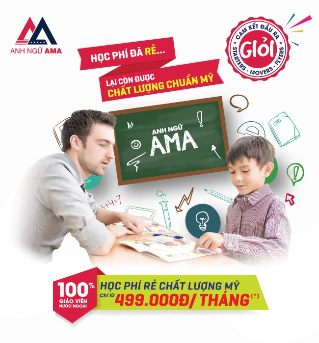 Trung tâm ngoại ngữ AMA