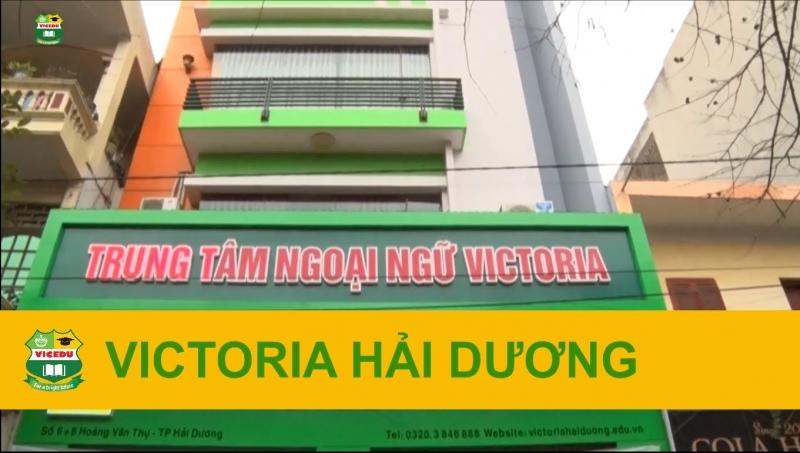 Trung tâm Ngoại ngữ Victoria