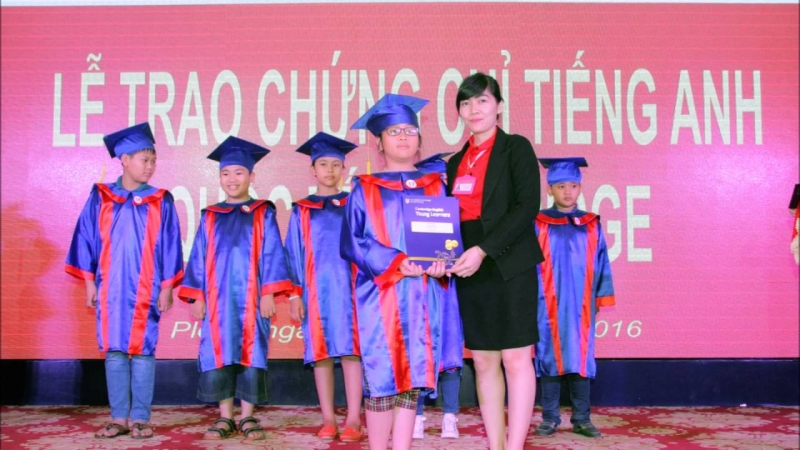 Trung tâm Ngoại ngữ Việt Anh - VES