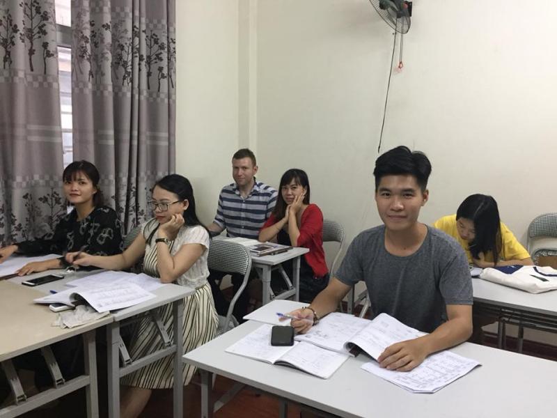Giới thiệu phần mềm học tiếng hàn tại trung tâm ngoại ngữ Việt - Edu
