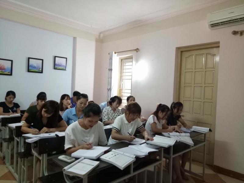 Trung Tâm Ngoại ngữ Việt Hàn