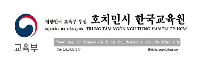 Trung tâm Ngôn ngữ tiếng Hàn tại TP.HCM