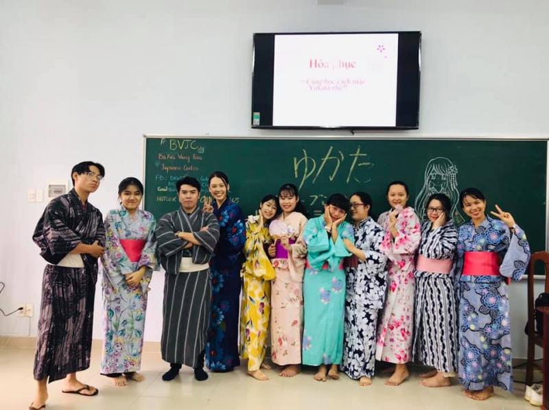 Trung tâm Nhật ngữ BVJC