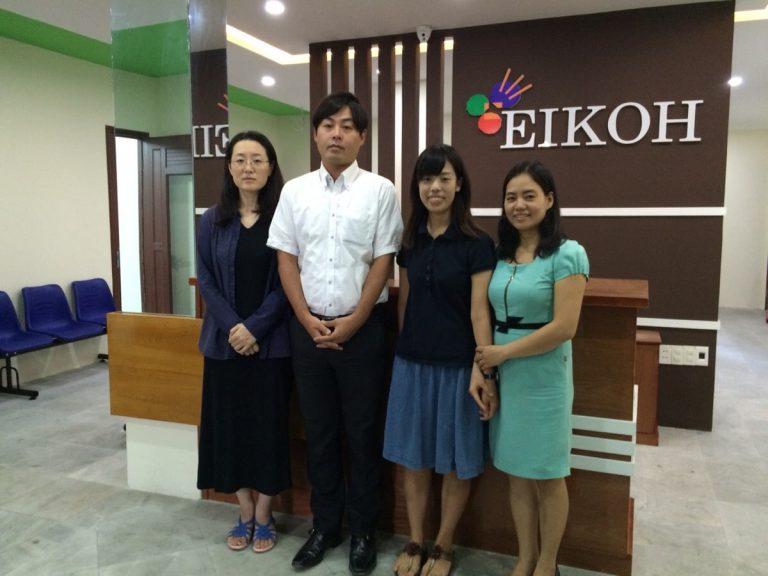 Hình ảnh Trung tâm Nhật Ngữ EIKOH
