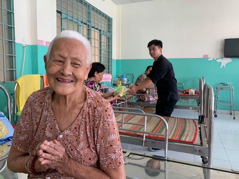 Trung tâm nuôi dưỡng - Bảo trợ người già và tàn tật Thạnh Lộc