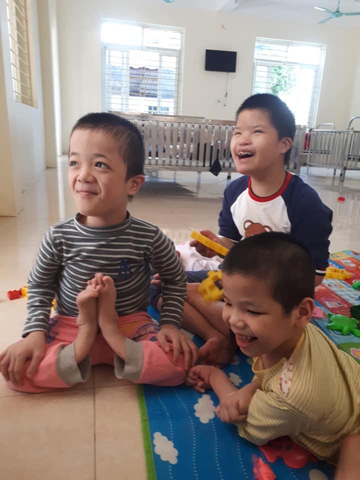Trung tâm Nuôi dưỡng người già và trẻ khuyết tật