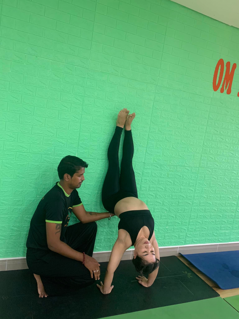 Trung Tâm OM Yoga & Wellness Hub