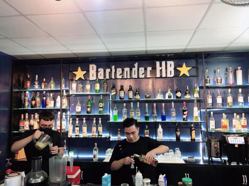 Trung Tâm Pha Chế Bartender HB Hà Nội