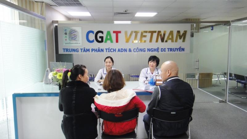 Bên trong Trung tâm phân tích ADN và công nghệ di truyền - CGAT