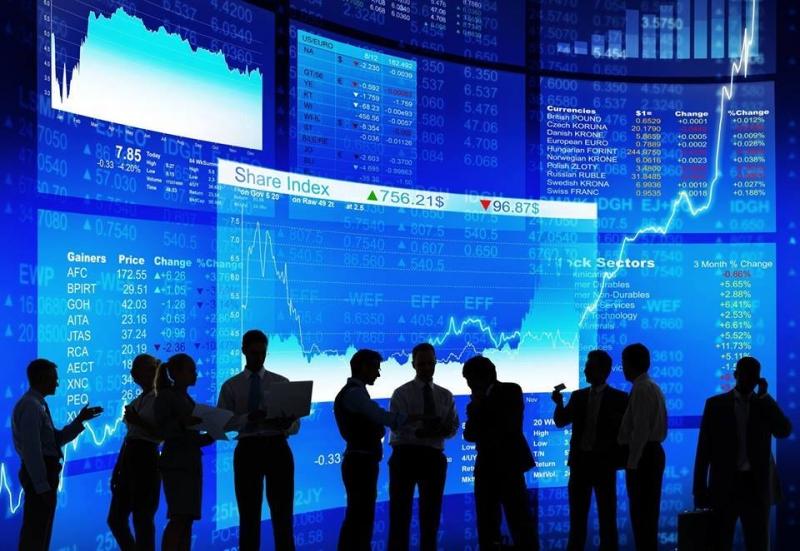 Hình ảnh mô phỏng khóa học phân tích và đầu tư chứng khoán tại CED
