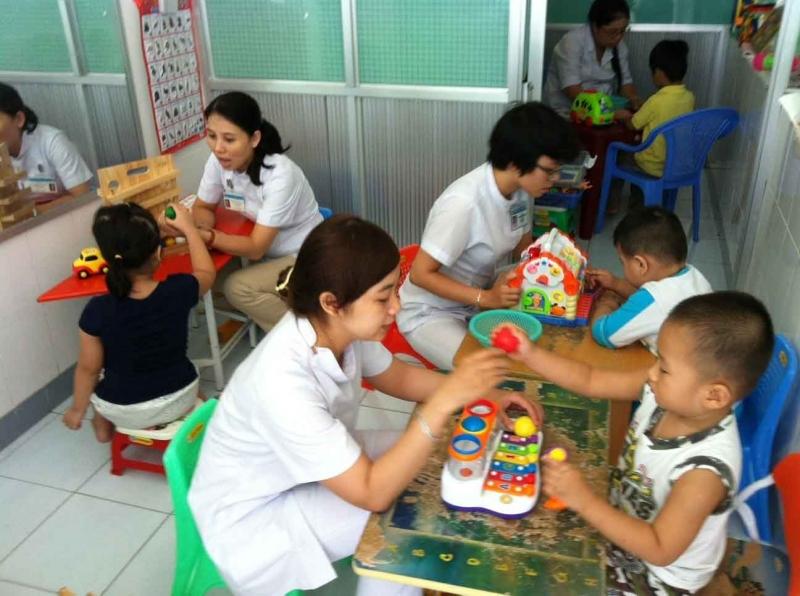 Phòng PHCN Vina Health