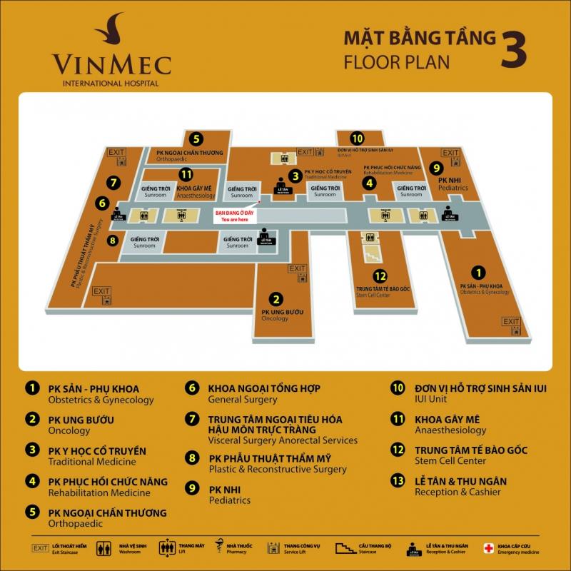 Trung tâm BV Vinmec