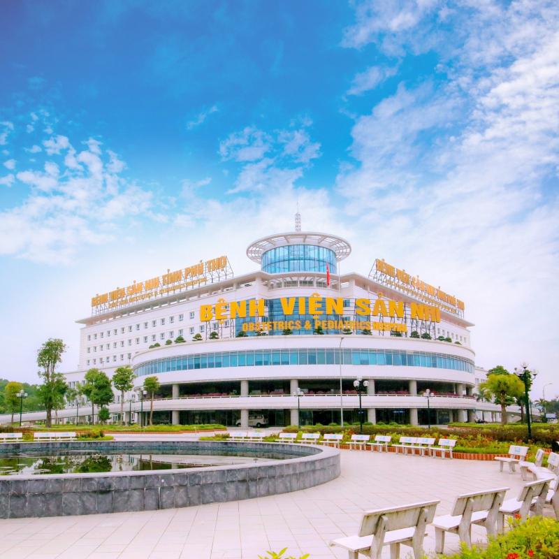 Trung tâm sản nhi tỉnh Phú Thọ