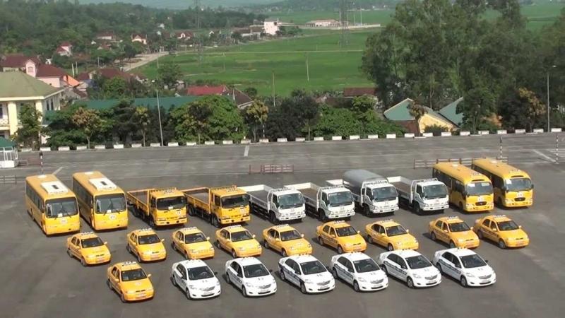 Trung tâm sát hạch lái xe cơ giới đường bộ Nghệ An
