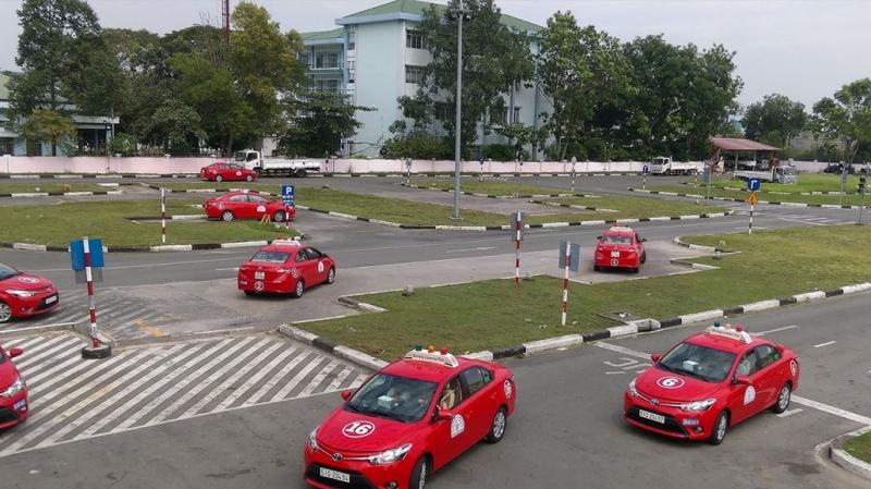 Trung tâm thi bằng lái xe Vietcar