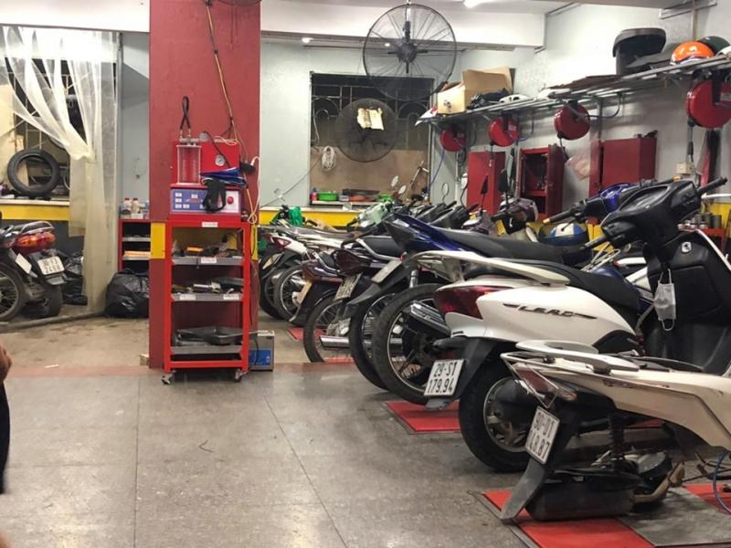 IMotor là trung tâm đầu tiên áp dụng công nghệ 4.0 vào quá trình sửa chữa, bảo dưỡng xe máy tại Việt Nam