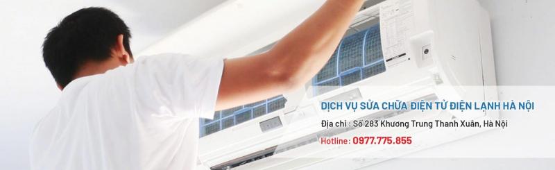 Trung tâm sửa chữa điện lạnh Huy Hùng