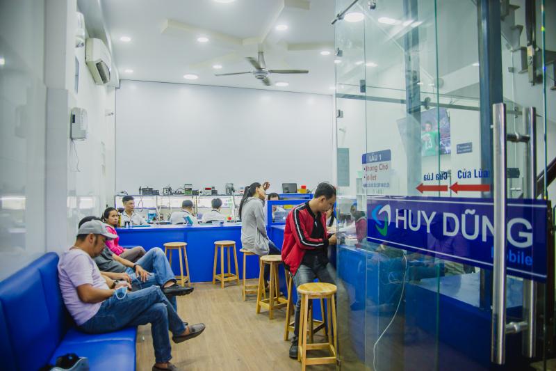 Trung tâm sửa chữa điện thoại Huy Dũng Mobile