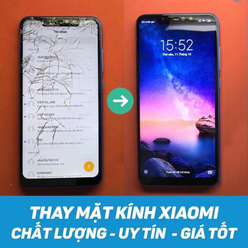 Trung tâm sửa chữa điện thoại Sài Gòn Số