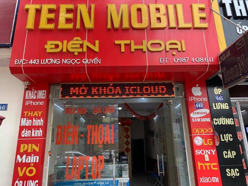 Trung tâm sửa chữa điện thoại TeenMobile
