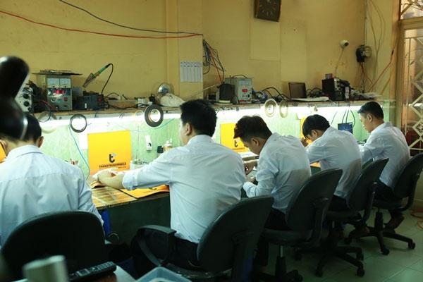 Trung tâm sửa chữa điện thoại Thành Trung