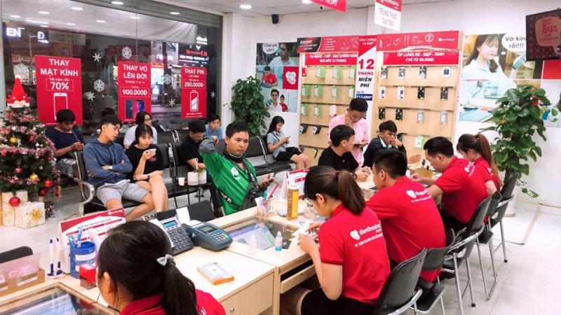Trung tâm sửa chữa điện thoại Xiaomi - Điện Thoại Vui
