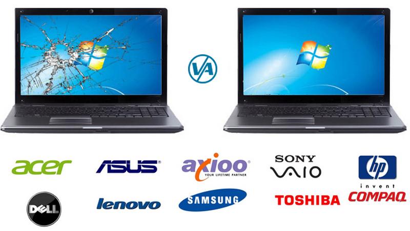 Tin các linh kiện Trung tâm Sửa chữa laptop Nguyễn An chuyên cung cấp và sửa chữa