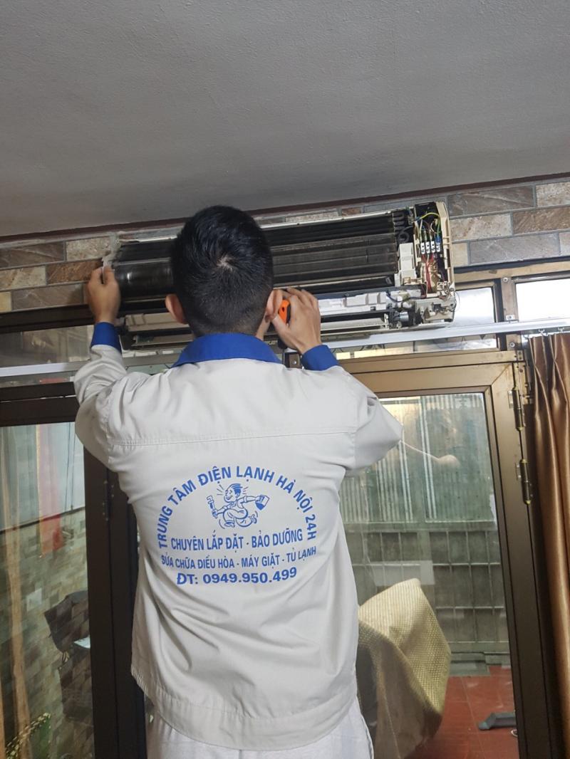Trung tâm sửa chữa bảo dưỡng điều hòa uy tín nhất tại Hà Nội 24H